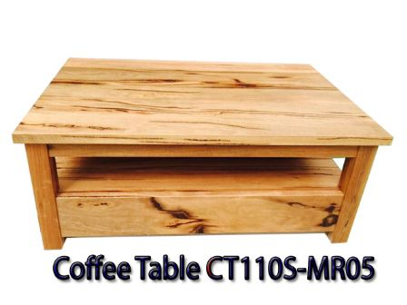 MARRI WOOD COFFEE TABLE CT110S-MR05
